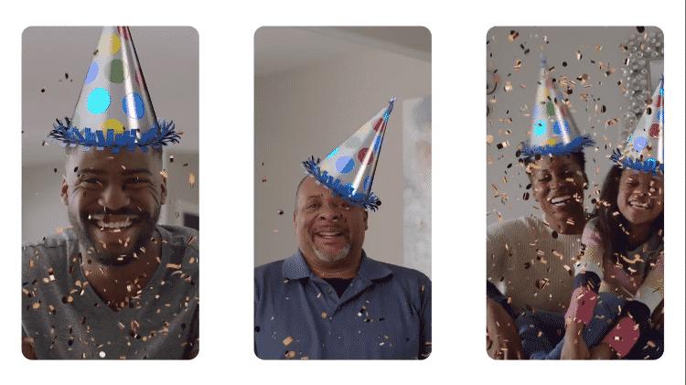 Spark AR, estúdio de filtros do Facebook e do Instagram, agora permite criar efeitos em grupo - Facebook - Facebook