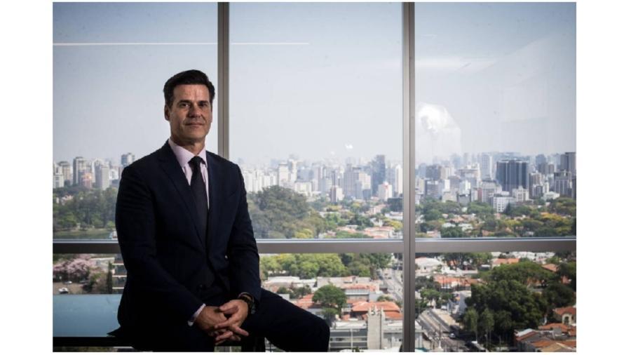 Fernando Parrillo, CEO da Prevent Senior: um modo de ajudar a empresa e tranquilizar milhares de clientes é admitindo que um erro é um erro é um erro... - Zanone Fraissat/Folhapress