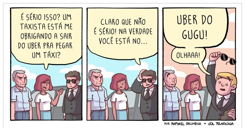 """8.ago.2015 - """"É sério?"""""""