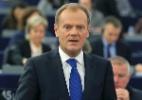 """""""Sou o inimigo público Nº1"""" na Polônia, diz o presidente do Conselho Europeu - Vincent Kessler/Reuters"""