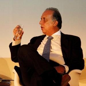 O governador do Rio de Janeiro, Luiz Fernando Pezão