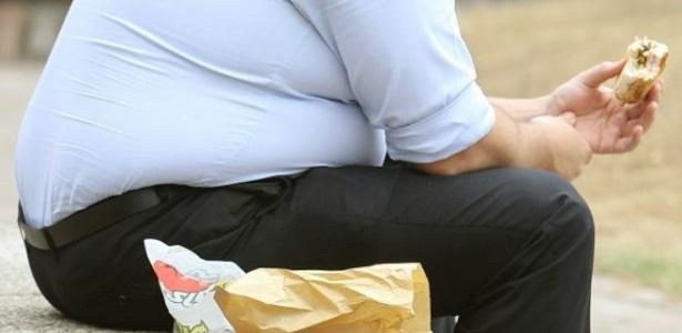 Brasil tem cerca de 30 milhões de obesos
