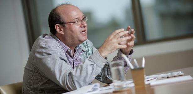 O economista Ilan Goldfajn, indicado pelo governo interino para assumir o Banco Central - Gabo Morales/Folhapress