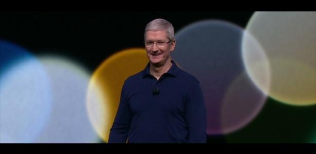 Tim Cook, executivo-chefe da Apple