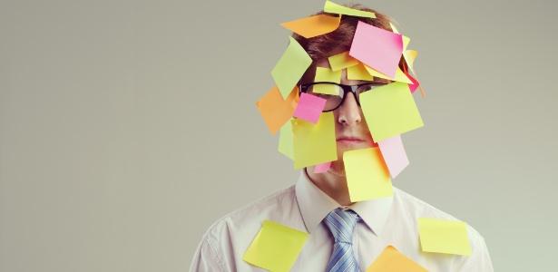 Para melhorar a memória e não depender de post-its, lembre-se de inspirar bem fundo