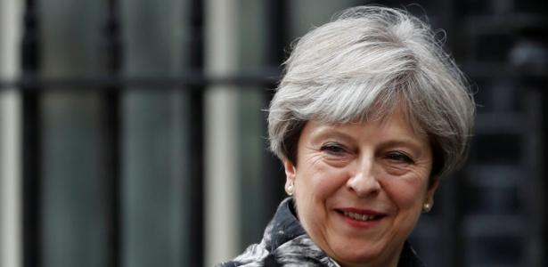 Partido conservador de Theresa May não conseguiu eleger a maioria absoluta dos deputados do Parlamento britânico