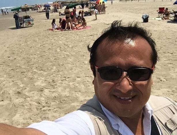 42 jornalistas foram assassinados no México durante o mandato de Enrique Peña Nieto - Hector Gonzalez/Reuters