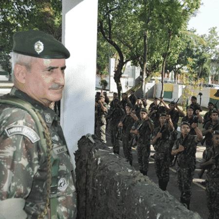 O general Luiz Eduardo Ramos Baptista Pereira - Divulgação