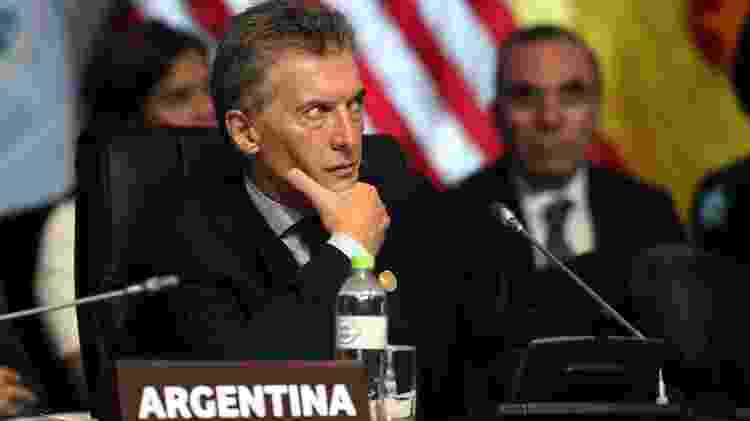 Macri Argentina - Andres Stapff/Reuters - Andres Stapff/Reuters