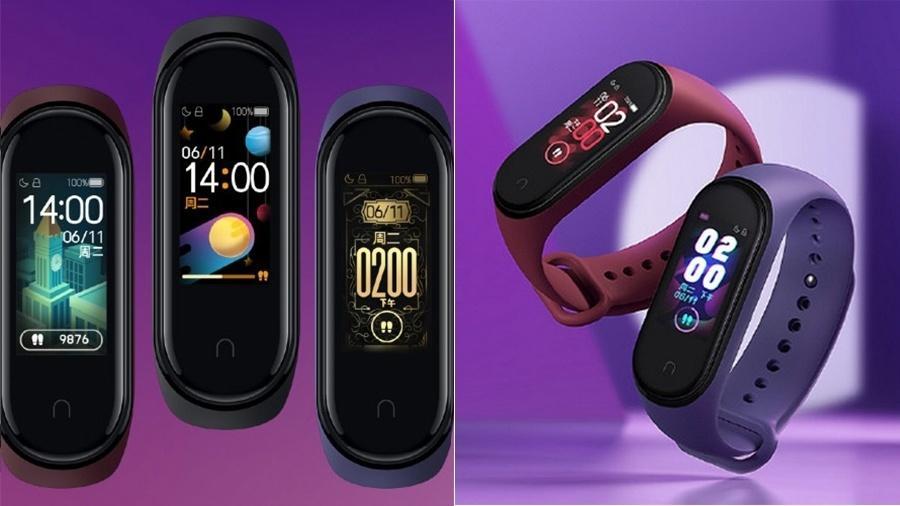 1be970d5892 Mi Band 4 é lançada! Nova pulseira da Xiaomi tem tela colorida e NFC ...