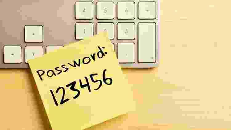 Será que suas senhas foram expostas por terceiros em ataques cibernéticos? - Getty Images