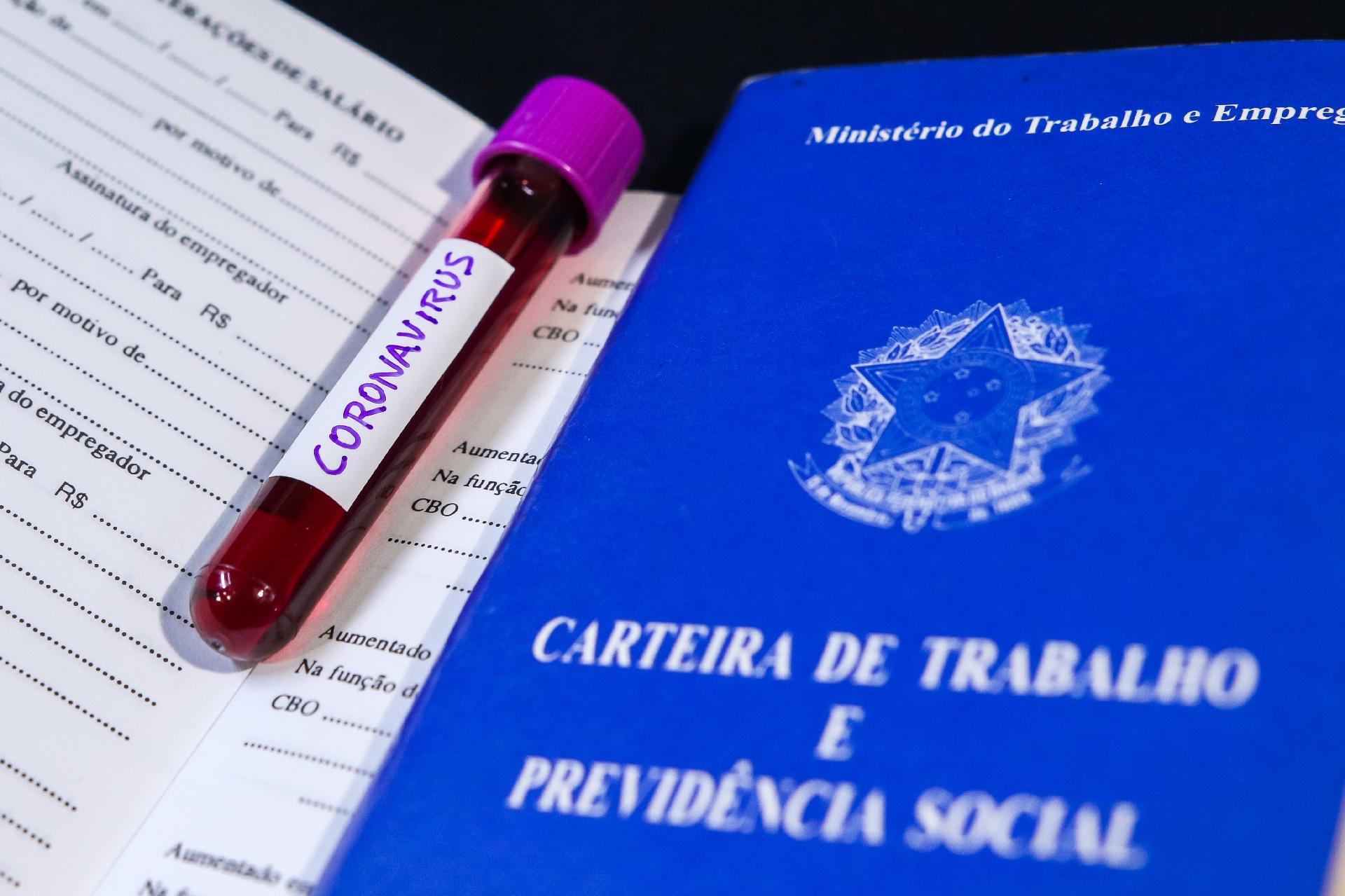Caged: País fecha 1,2 mi de vagas com carteira até maio, pior ...