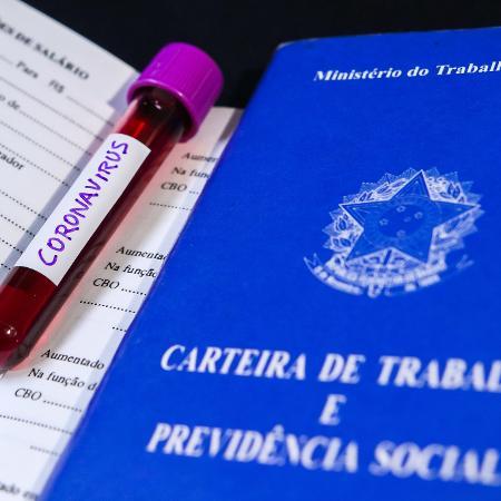 O anúncio foi feito pelo secretário especial de Previdência e Trabalho, Bruno Bianco - Cadu Rolim/Fotoarena/Estadão Conteúdo