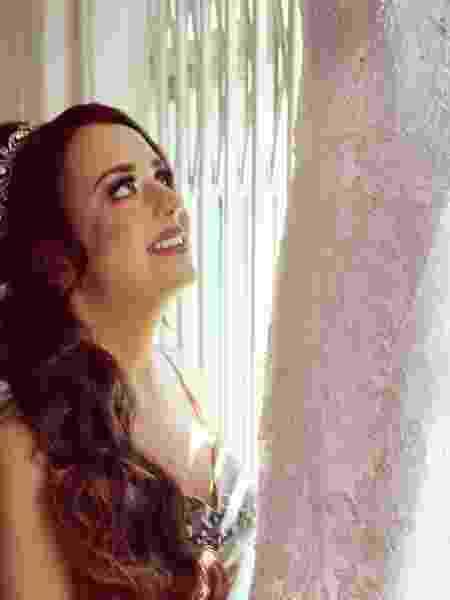 Adarlele morreu dias depois de realizar sonho de casar com namorado - Divulgação/Kátia Luz Fotografia - Divulgação/Kátia Luz Fotografia