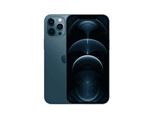 Novo Apple iPhone 12 Pro Max (256 GB, Azul Pacífico) - Divulgação - Divulgação