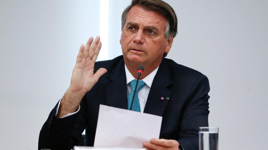 Jair Bolsonaro vetou homenagem a João Goulart em nome de rodovia - Alan Santos/PR