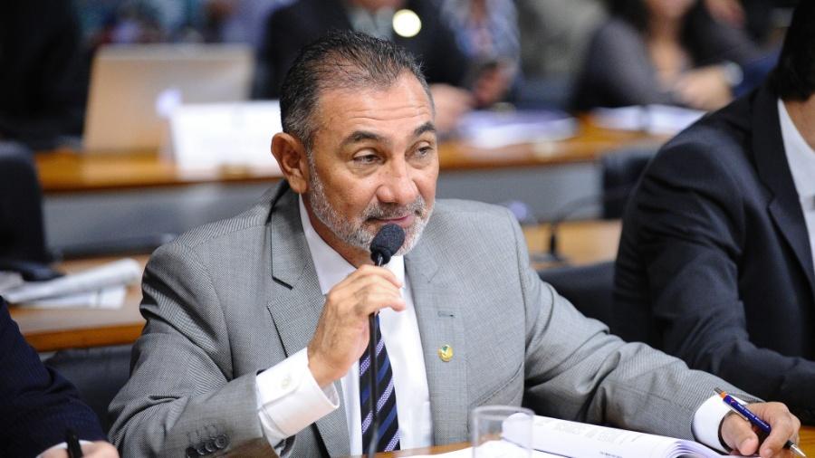 O senador Telmário Mota (Pros-RR) enviou ofício para o ministro das Relações Exteriores da Venezuela, Jorge Arreaza, solicitando ajuda humanitária - Agência Senado
