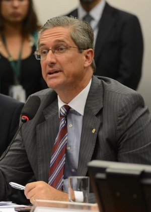 Rogério Rosso, presidente da comissão do impeachment