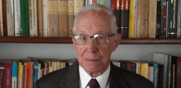 Ao defender a legalização das drogas em um evento nos Estados Unidos, De Greiff perdeu popularidade com a CIA - Arquivo pessoal