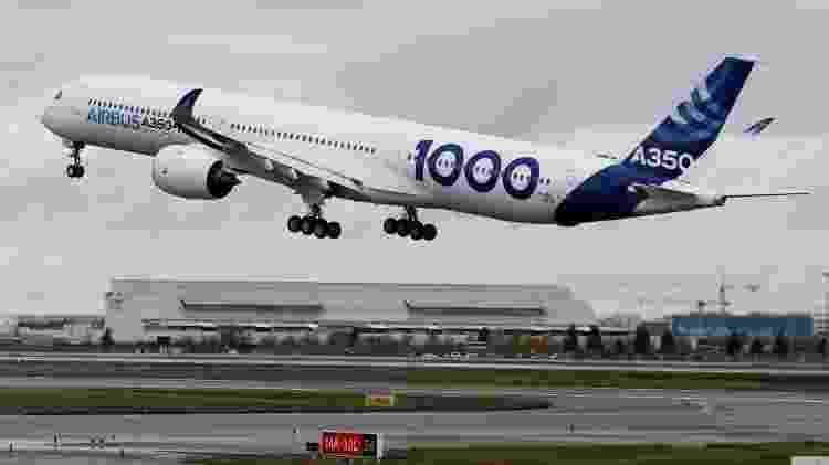 A350 - Regis Duvignau/Reuters - Regis Duvignau/Reuters