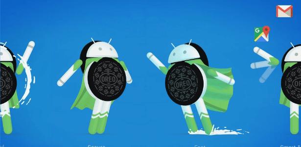 Novo Android Oreo foi anunciado pelo Google para celulares e tablets