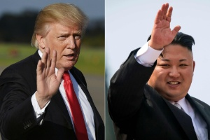 Trump recoloca Coreia do Norte na lista da países patrocinadores de terrorismo (Foto: MANDEL NGAN E ED JONES/AFP)