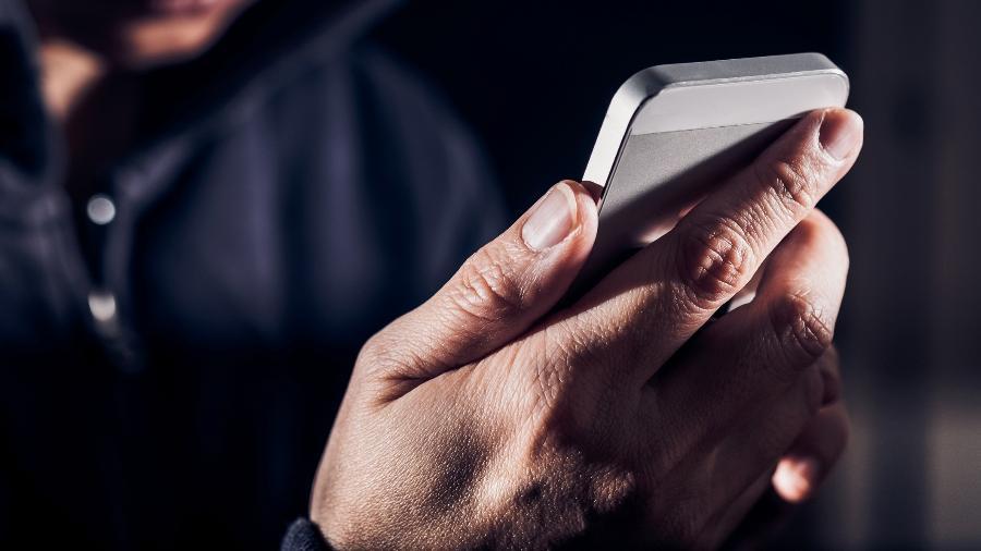 Foram vazados cerca de 50.000 números de telefone que acredita-se terem sido identificados como pertencentes a pessoas de interesse por clientes de empresa israelense - Getty Images/iStockphoto
