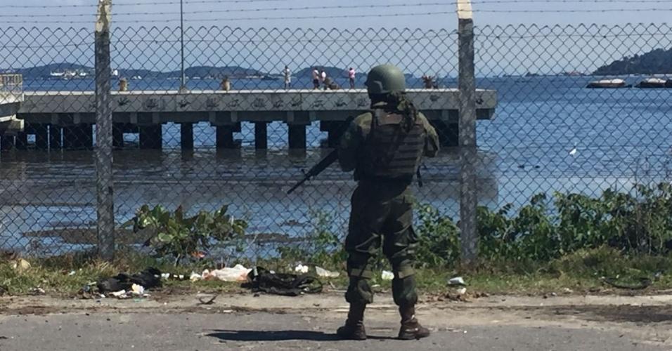 Operação no Complexo do Salgueiro envolveu mais de 2.800 homens