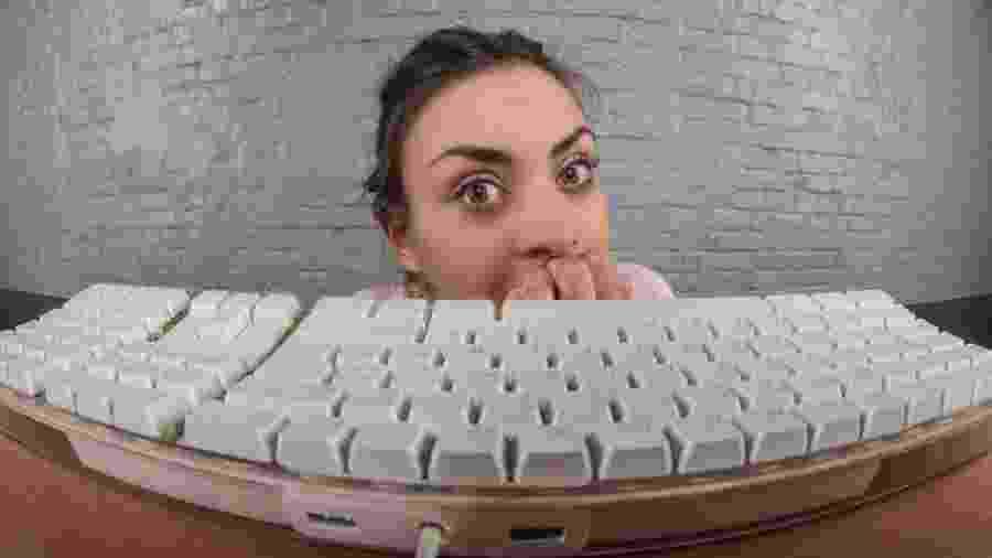 Não é tão difícil te espionar pela webcam, então todo cuidado é pouco - Getty Images/iStockphoto