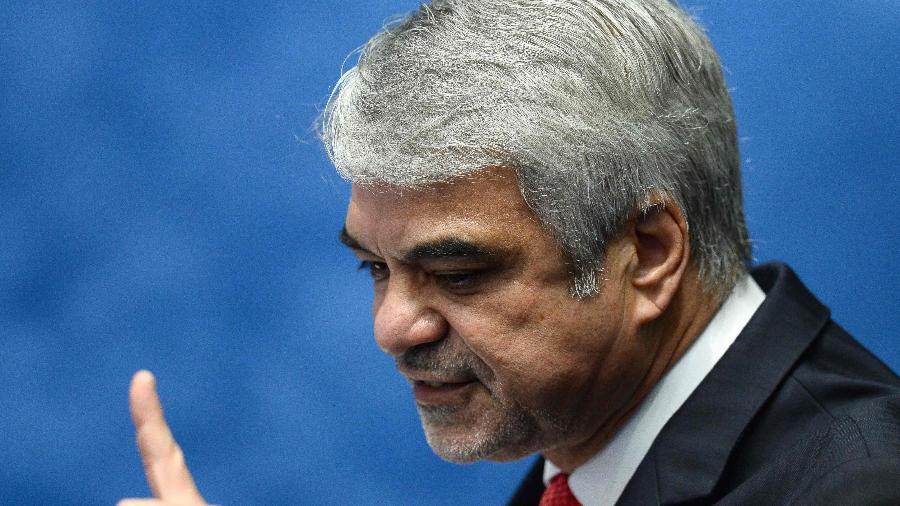 Humberto Costa é um dos opositores de Bolsonaro na CPI da Covid - Andressa Anholete/AFP