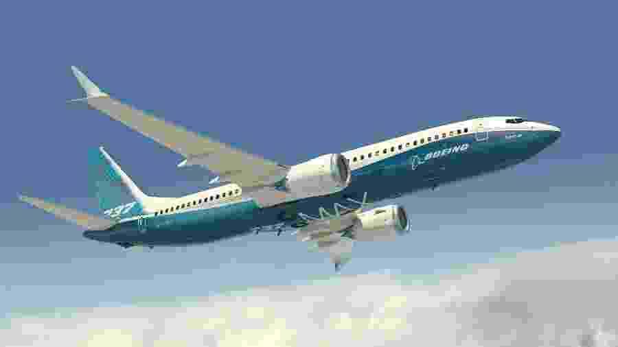 Boeing 737 Max está impedido de voar desde 2019 por causa de dois acidentes fatais - Divulgação