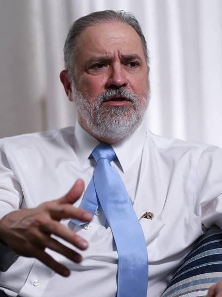 O subprocurador-geral da República Augusto Aras - Pedro Ladeira /Folhapress