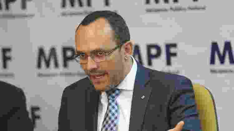 Vladimir Aras, professor de direito penal do Instituto Brasiliense de Direito Público  - Alan Marques/ Folhapress
