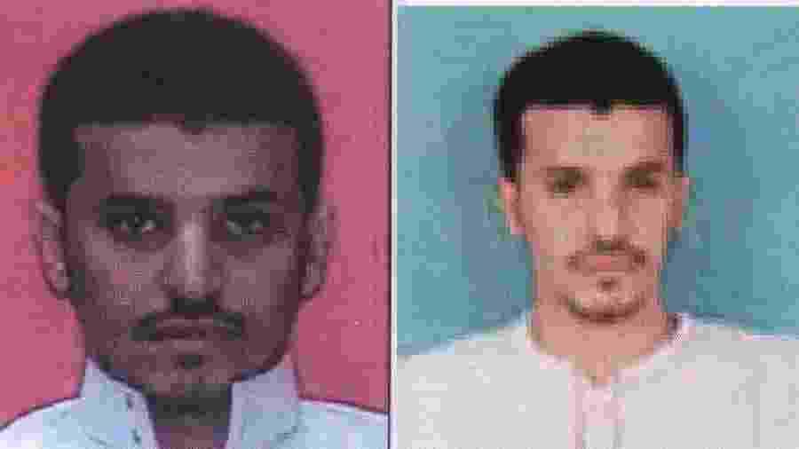 Foto de arquivo mostra o mestre em fabricação de bombas da Al-Qaeda, Ibrahim al-Asiri - Ministério do Interior/AFP