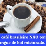 14.fev - O café brasileiro não tem sangue de boi - Arte / UOL