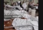 MG: Profissionais de hospital denunciam condições precárias em Betim - Reprodução