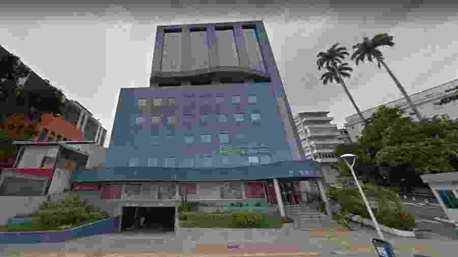 Hospital Espanhol, em Salvador - Reprodução/Google Maps