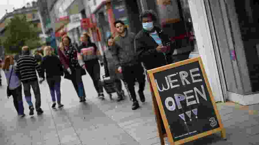 A cidade de Leicester, na Inglaterra, voltará a ter lockdown - REUTERS/Carl Recine