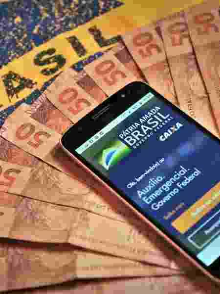 Cartão de débito movimentou mais de R$ 13 bilhões nas poupanças digitais da Caixa - Saulo Ângelo/Futura Press/Estadão Conteúdo