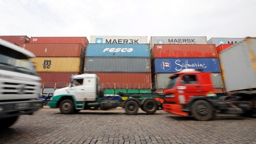 """Para o secretário de Comércio Exterior do Ministério da Economia, barreira """"é uma forma disfarçada de protecionismo"""" - Paulo Whitaker"""