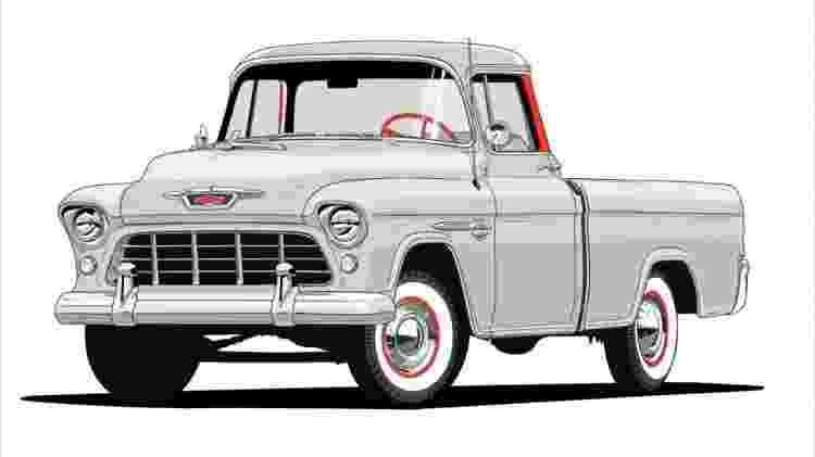 3100 1955 - Divulgação  - Divulgação