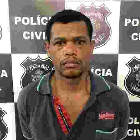 Reginaldo Lima, padrasto de Danilo Souza -  Polícia Civil de Goiás