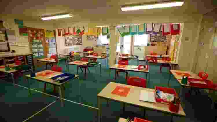 Estudo sugere que tempo perdido de aulas tem impacto de longo prazo na vida dos alunos - Reuters - Reuters