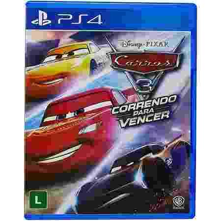 Jogo Carros 3 - Correndo Para Vencer - Playstation 4 - Divulgação - Divulgação