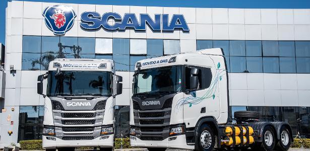 Por falta de peças | Após Volvo, Scania também paralisa produção no Brasil