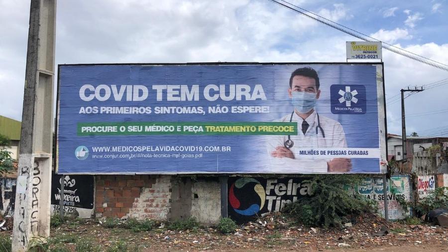 """Outdoor em Feira de Santana seria projeto de empresários para """"todo o Brasil"""" - Theo Almeida"""