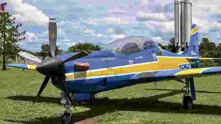 Memorial em São José dos Campos (SP) armazena os destaques da indústria aeroespacial nacional - Divulgação/Lucas Mauro/Força Aérea Brasileira - Divulgação/Lucas Mauro/Força Aérea Brasileira