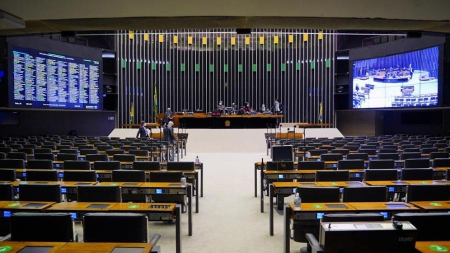 O texto é de origem na Câmara e foi aprovado por deputados e senadores antes de seguir para o Planalto - Pablo Valadares/Câmara dos Deputados