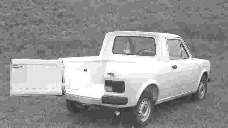 147 Pickup fr - Divulgação  - Divulgação