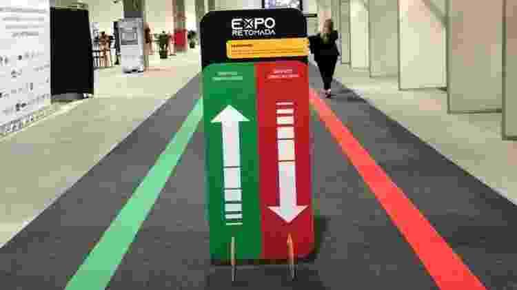 Expo2 - Lucas Borges Teixeira/UOL - Lucas Borges Teixeira/UOL